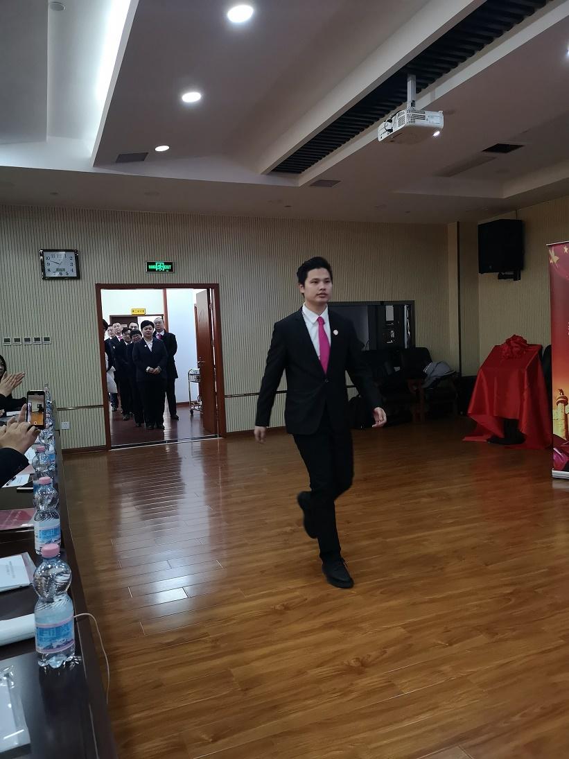 郑州金特莱总经理陈志刚先生当选郑州市